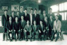 Réunion des 1er maîtres, 1975